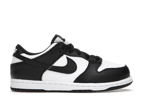 Nike Dunk Low Retro White Black (PS)