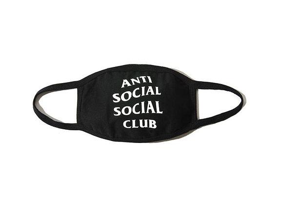 Antisocial Social Club Medical Mask