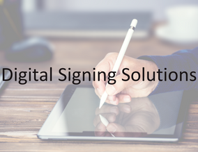 Digital Signing Solutions