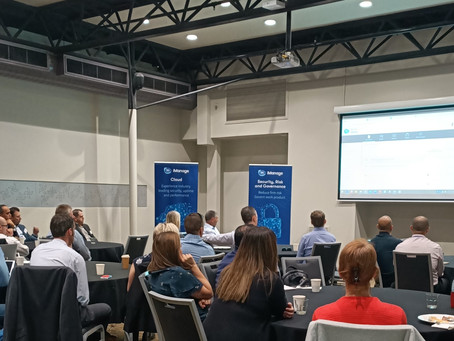 The Wrap: iManage ANZ Seminar Series 2019