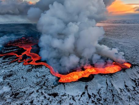 איסלנד – נקודת המפגש של קרח ואש