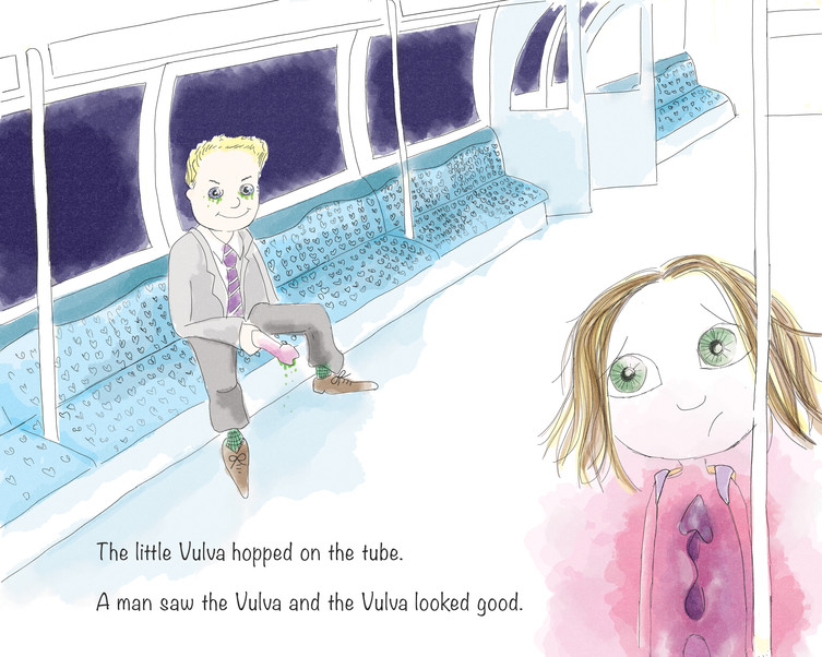 The Little Vulva: The Storybook