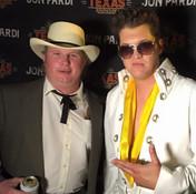 Elvis Pardi and The Colonol JR