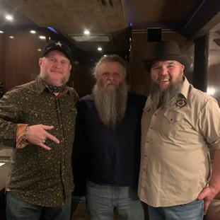 Handler, The Beard and Walley