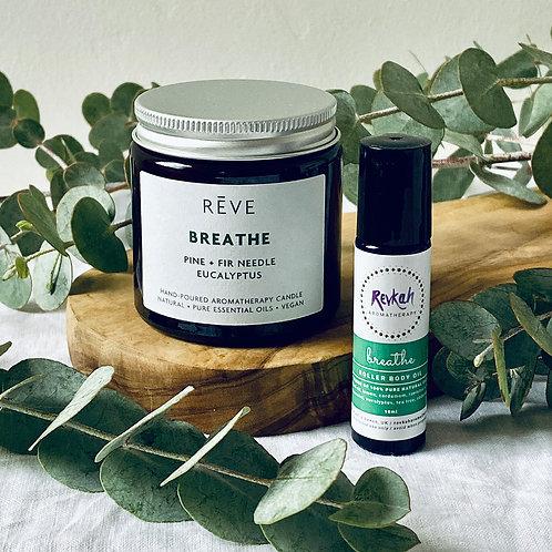 Breathe Roller Body Oil