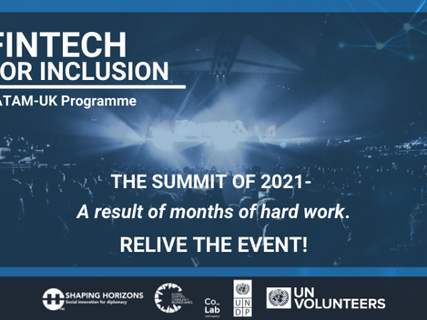 Three days of workshops, networking and conferences: Re-live the Fintech For Inclusion Summit 2021