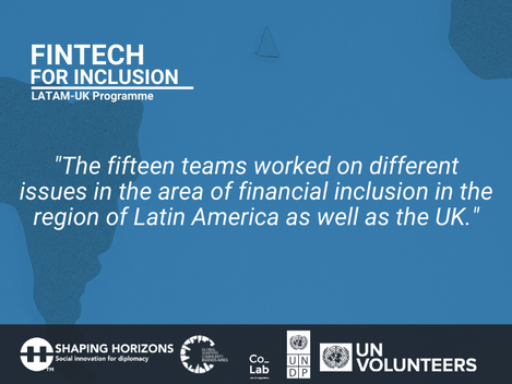 Behind the Scenes of the Pre-Incubation Stage of Fintech for Financial Inclusion