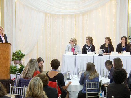 Women in Transitions: Featured Panel Speaker