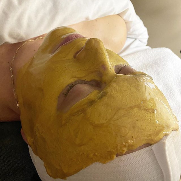 ✨Gold Algae Mask✨  This can be added to
