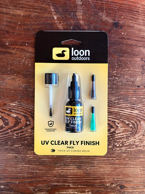 Loon UV Clear Fly Finish - (thick)