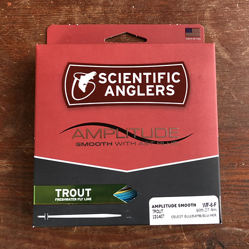 SA Amplitude Smooth Trout with AST PLUS Freshwater Flyline