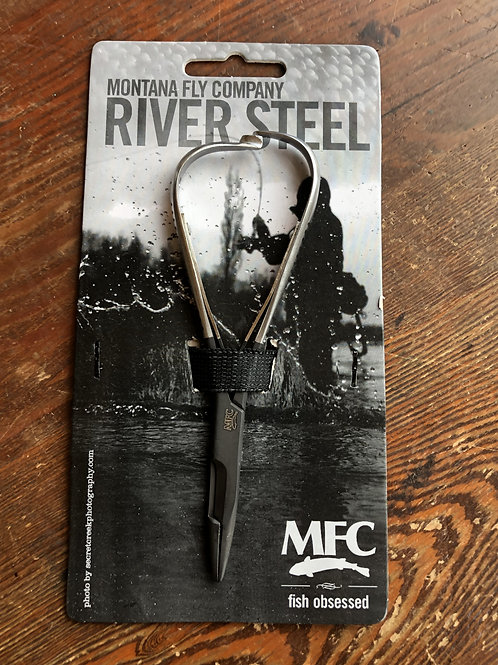 MFC RIVER STEEL MITTEN SCISSOR CLAMP