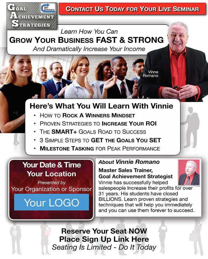 GAS FLYER GROW YOUR BUSINESS FAST & STRO