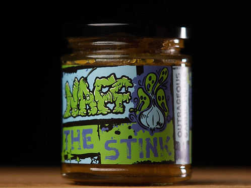The Stink - Outrageous Garlic Pickle