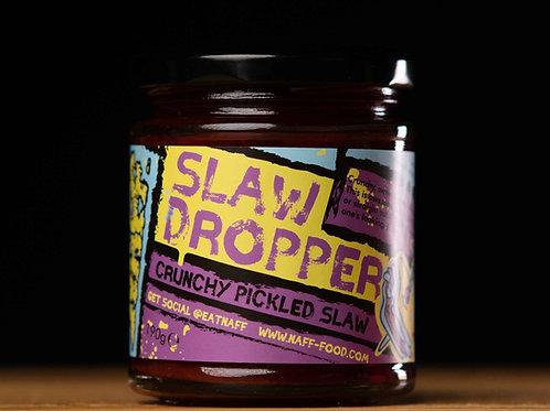 Slaw Dropper - Crunchy Pickled Slaw