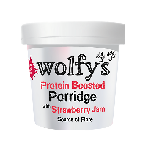 Protein Boosted with Strawberry Jam (case of 6)