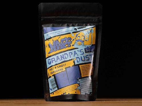 Grandpas Dust - Hot & Smoky Seasoning (big pouch)