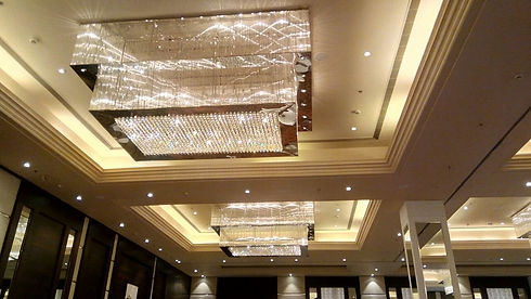 chandelier for hotels