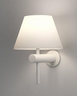 ivery white wall light