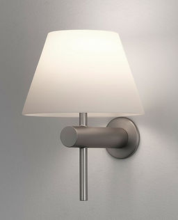 grey wall light
