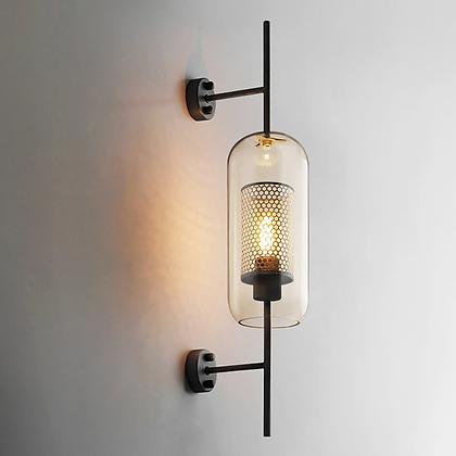 Capsule Wall Light