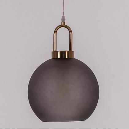 R-Black Hanging light