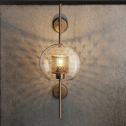 Sphere Wall Light