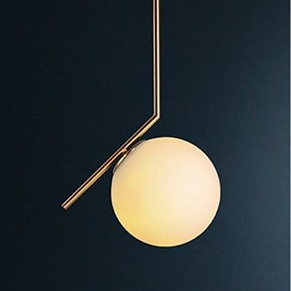 L Hanging light