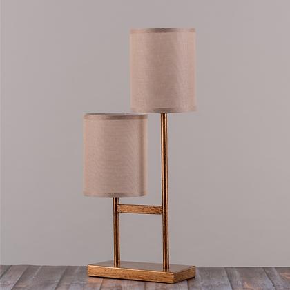 Double Pot Table Lamp