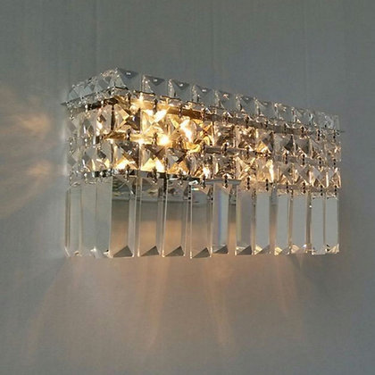Modern Wall Sconces with crystal strips