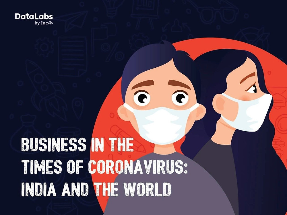 Today more than 180 countries are under the effect of lock-down or some short of restrictions just because of this virus only. Research says one-third of the total population is locked into their houses with some form of restrictions under the fear of coronavirus.