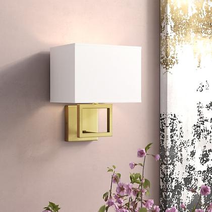 Shade wall Lamp
