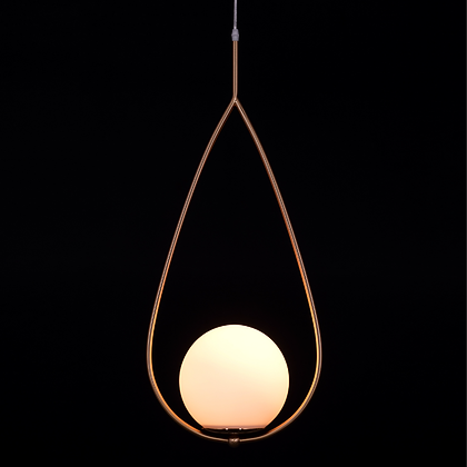 V Hanging light