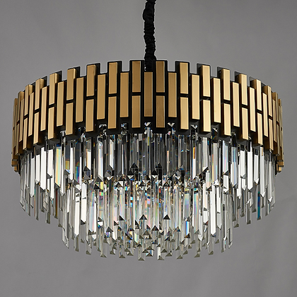 Heritage Crystal Chandelier