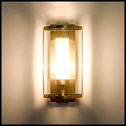 Gold Sconce Lamp