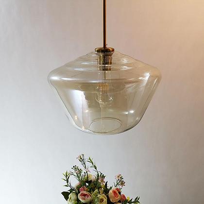 Sculpture Pendent Light