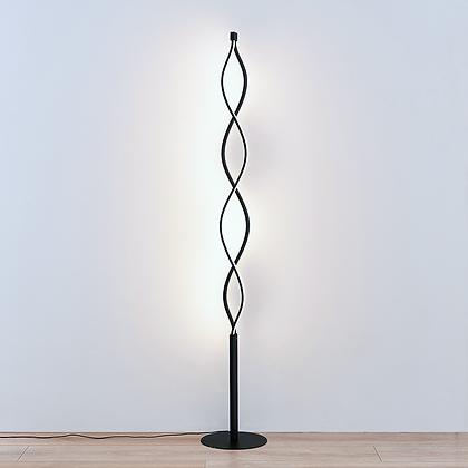 LED profile floor lamp