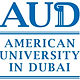 American University Dubai masters courses & programs