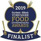 Garbutt & Elliott food awards finalist[1