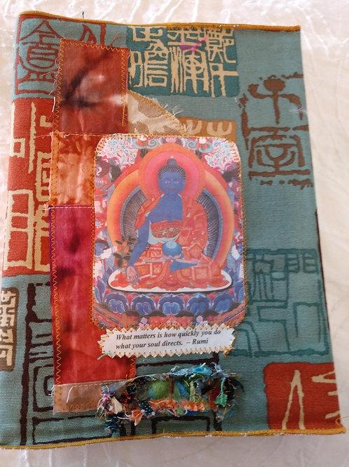 Medicine Buddha Journal Cover