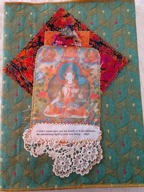 White Tara Journal Cover