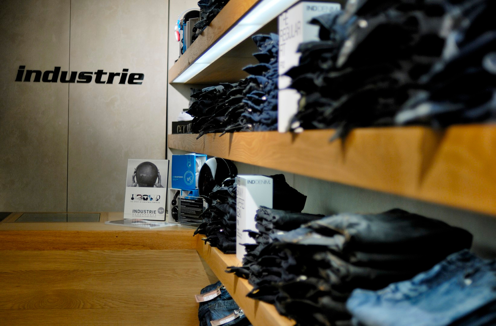 Industrie Clothing