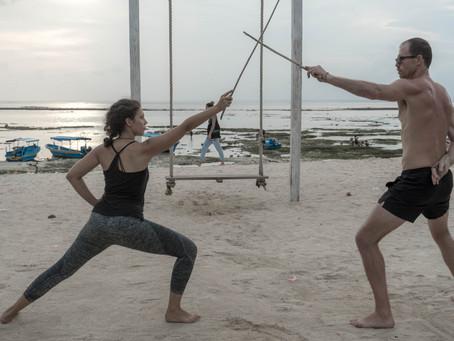 3 easy steps to free your inner Ninja!