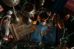 Harry Potter Styled Wedding - Invitation