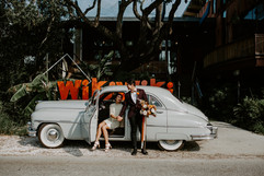 Wiki Wiki Styled Wedding