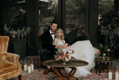Harry Potter Styled Wedding