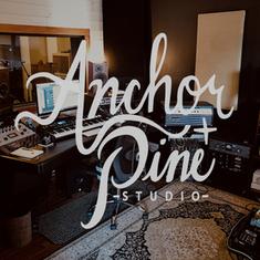 Anchor + Pine Studio Logo