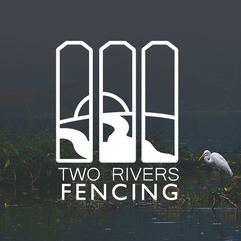 Two Rivers Fencing Logo