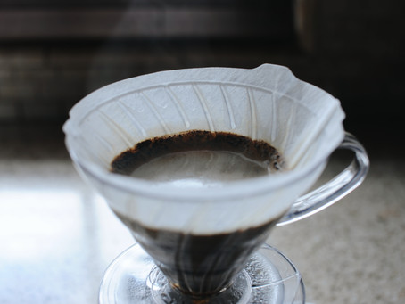 How I Brew With my V60