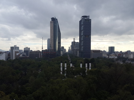Coffee in the Great Mexico City
